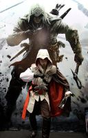 Assassin's Creed Cosplay 3 by killaboom