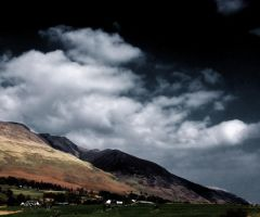 Lake District Skyline by lucyparryphotography
