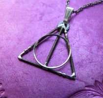 Deathly Hallows by AMechanicalMind