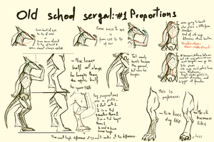 Old school sergal tutorial  1 by kryvian by bomb0