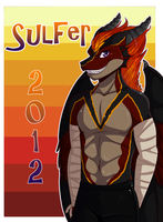 Sulfer Badge 2012 by l-Blair-l