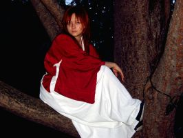 that's me in kenshin cosplay by Tamajani
