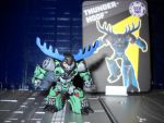 Transformers Robots in Disguise Thunderhoof by Prowlcop