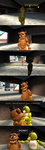 Chica's Pizza (Five Nights at Freddy's comic) by 0640carlos
