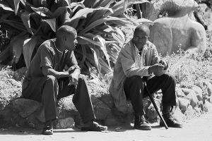 People From Zimbabwe by bupo