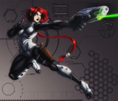 Red Hunter by Magna-omega