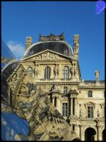 The Louvre by VeIra-girl