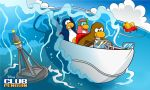 Club Penguin Wallpaper by BlackY05h1