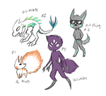 Cheap Adopts CLOSED by HerrVilizard