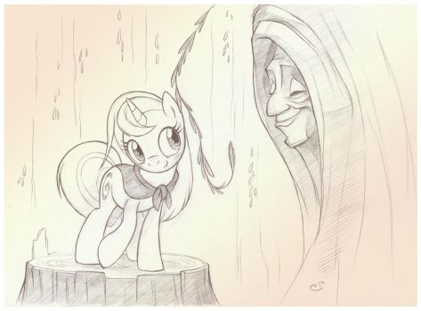 22. Mother Nature by sherwoodwhisper