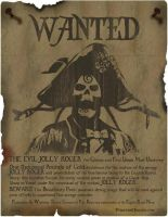 Wanted: Jolly Roger by Shadow-Swordsman