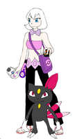 Pokemon Trainer 2 Rouge (HUMAN) by pikaCOOL360