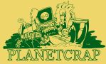 PlanetCrap Tee by anordinarypig