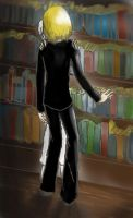 I love Libraries by ThaMellosChocolate