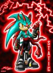 Static The Hedgehog by MolochTDL