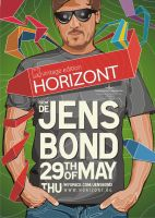 Horiznot JensBond by r77adder