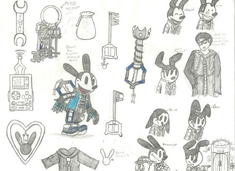 Oswald the Forgotten King by XDemonic-AngelX