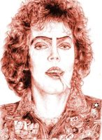 Frank N Furter by Mephistos