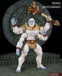 Custom MOTUC character King Multarmo by Jin-Saotome
