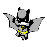 I was bored so....Here Batman...Lolz by AdictedKid