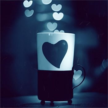 Cup Of Hearts by StacyD
