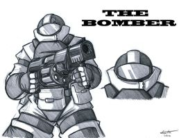 The Bomber by Gold-Paladin