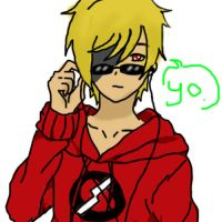 Dave Strider by nimeare