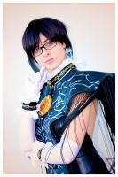 Bayonetta 2  ~ See only my Eyes by lucioleeteinte