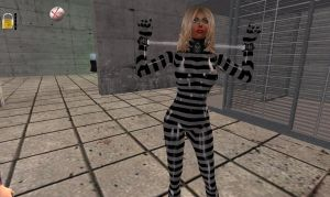 Prisoner Chastity 006 by ChastityFearne