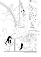 Les 5 Portes -preview p18- by auroreblackcat