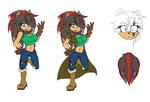 Syreen redesign preview by The-Missing-Tune