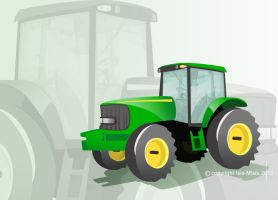 Tractor by isis-misis