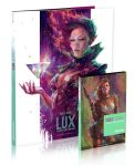 Lux, a clash of light and color by ediciones-babylon