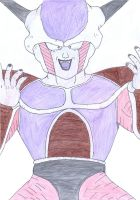 Frieza the king of universe by BlinVarfi