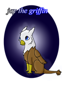 jay the griffin by krxterme