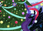 Nyx's Christmas by Silverarrow87