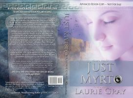 Just Myrto ~ Book Cover by ThePix