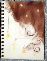 sketchbook page 37 by lonesomeaesthetic
