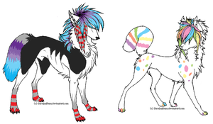 Adoptables takenn by SceneAdoptables