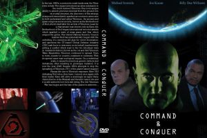 Command and Conquer DVD Cover by CommandandConquerRTS