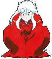 Inu Yasha Examines by fanchielover15