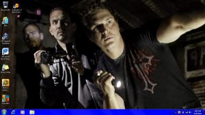 My GAC desktop by airbender01
