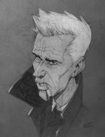 John Constantine by drawerofdrawings