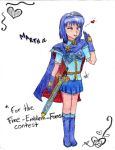 And she is....Martha by AnimaMasterLilina