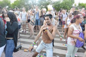2015 Boston Pride Festival, the Bump and Grind 8 by Miss-Tbones