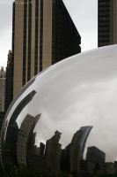 Cloud Gate by BengalTiger4