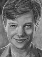 Chris Colfer - Kurt by acjub