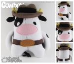 Cowboy Plushie by ChannelChangers