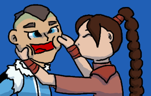 Avatar The Last Airbender Request by MandarTheMousey