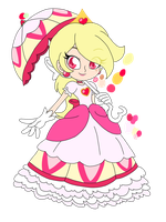 Mario oc: Princess Candy of Sweet Kingdom by Smileverse